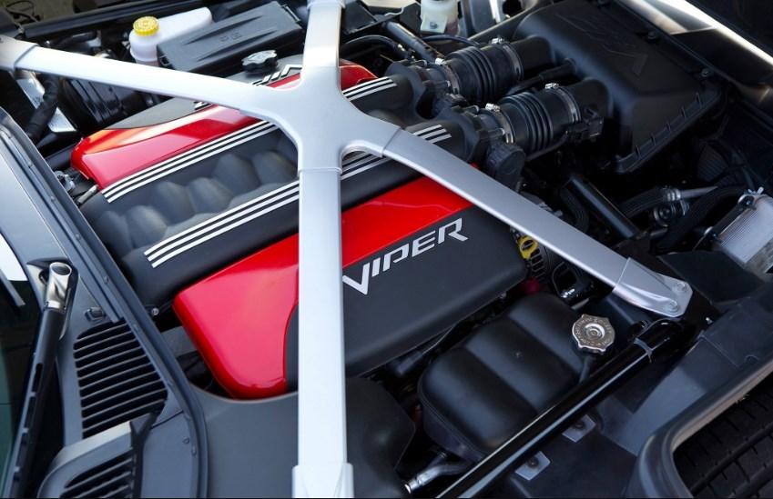 2019 Dodge Viper Engine
