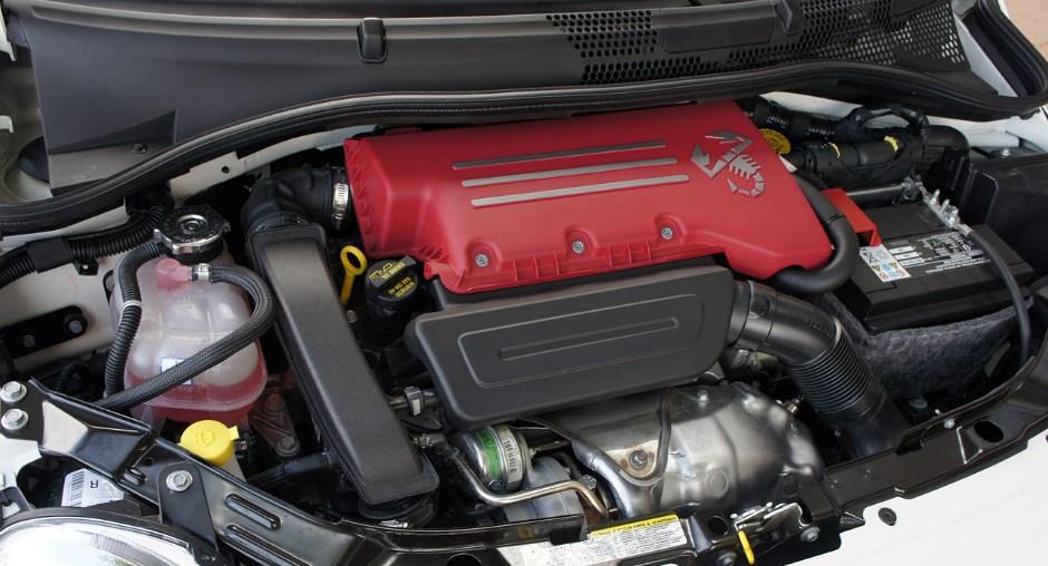 2019 Fiat 500 Engine