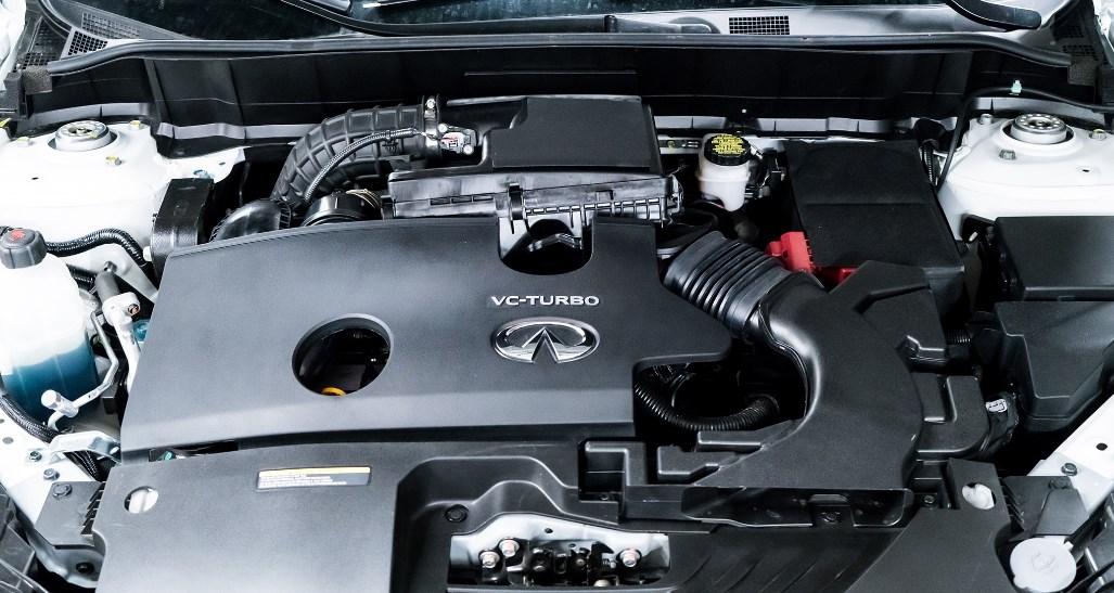 2019 Infiniti G37 Engine