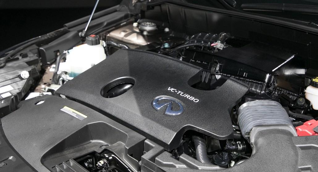 2019 Infiniti JX35 Engine