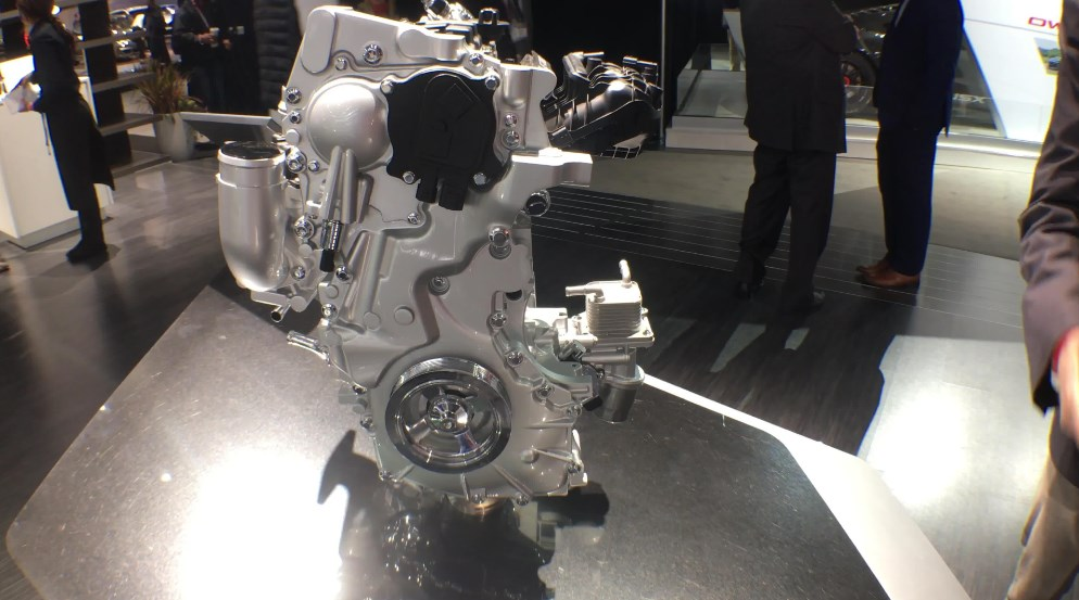 2019 Infiniti QX60 Engine