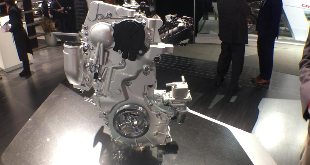 2019 Infiniti QX60 Limited Engine