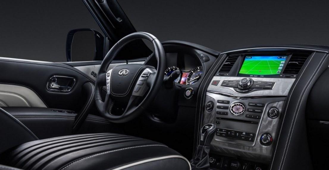 2019 Infiniti QX60 Limited Interior