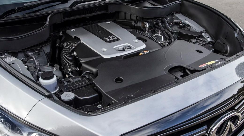 2019 Infiniti QX70 Engine