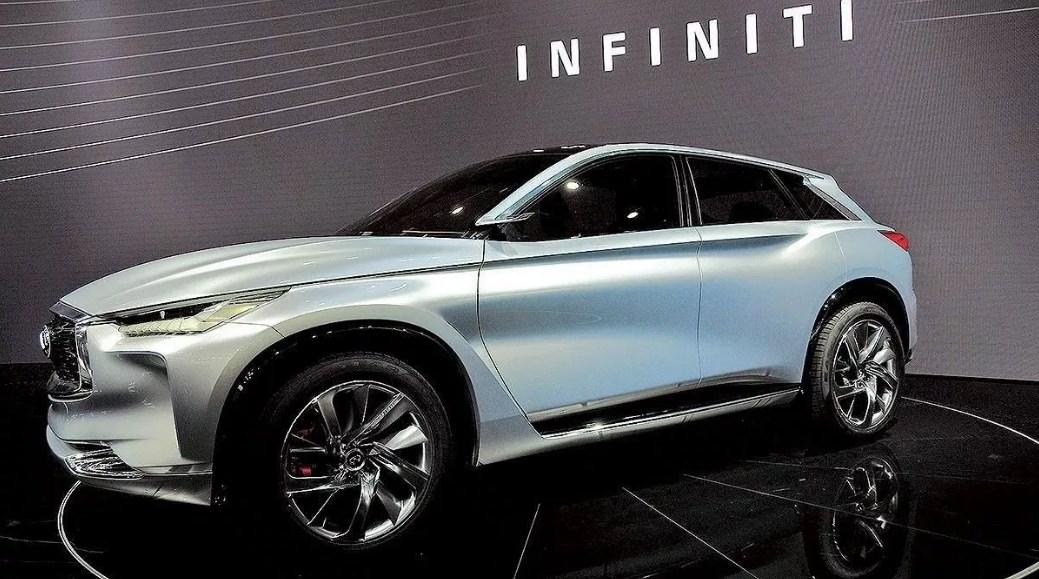 2019 Infiniti QX70 Exterior