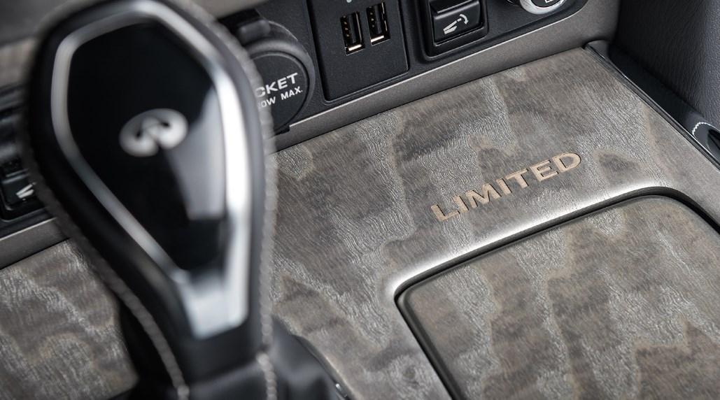 2019 Infiniti QX80 Limited Interior