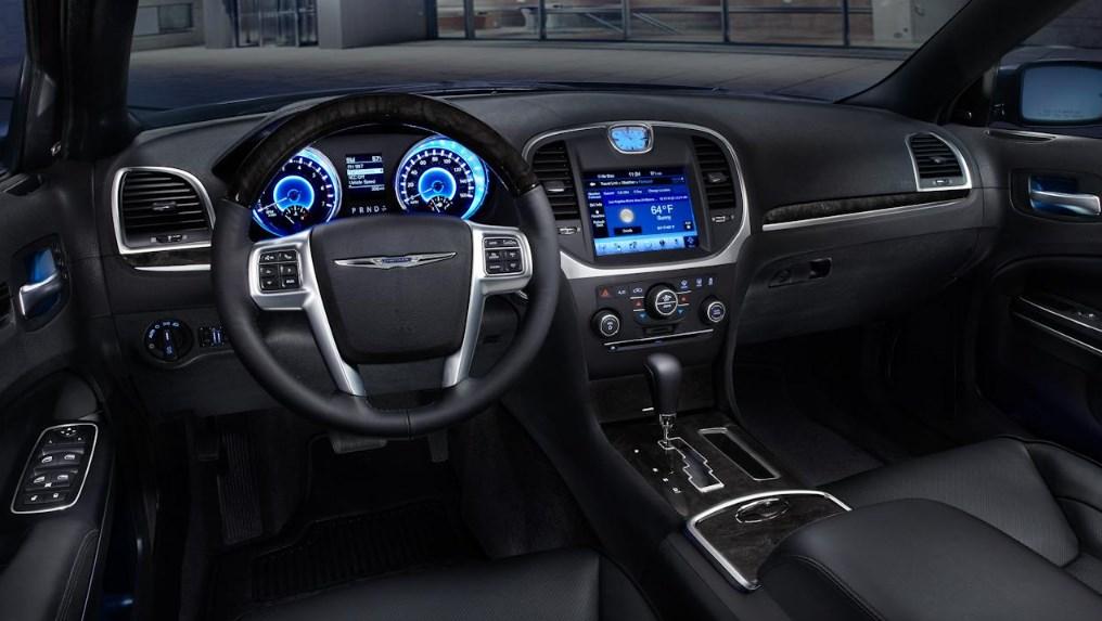 2020 Chrysler 300 Interior