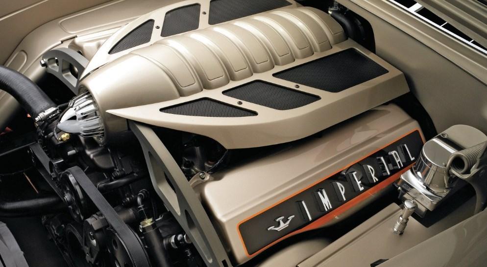 2020 Chrysler Imperial Engine