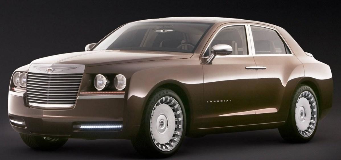 2020 Chrysler Imperial Exterior