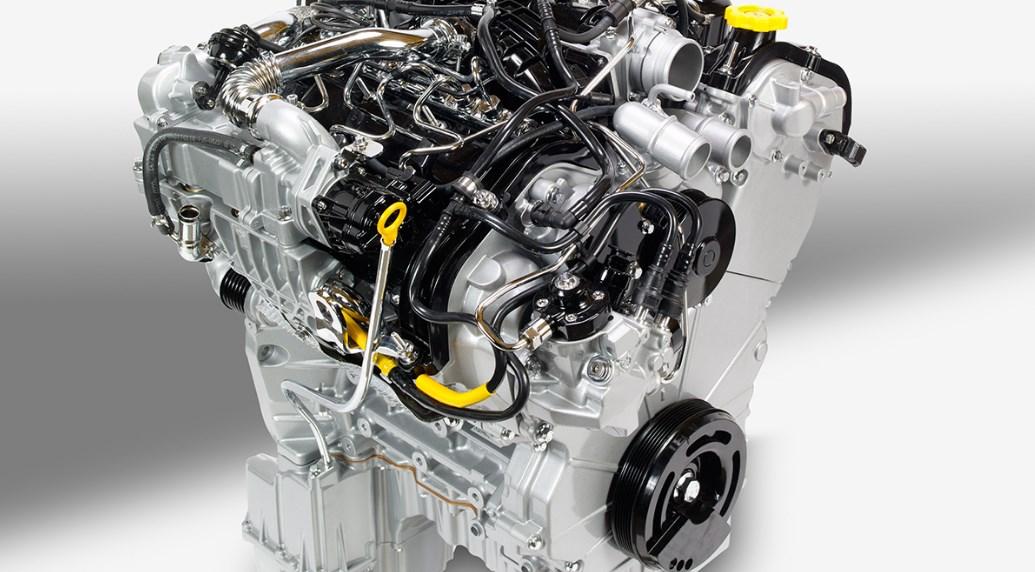 2020 Dodge Ram HD Engine