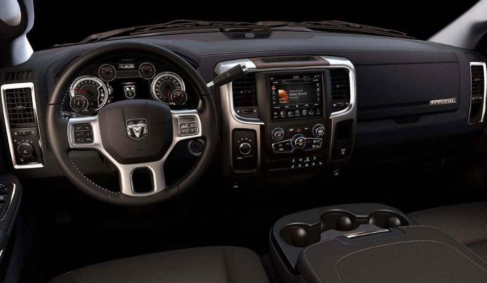2020 Dodge Ram HD Interior