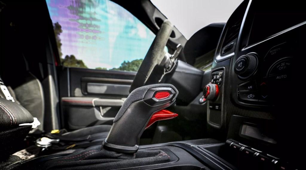 2020 Dodge Ram Hellcat Interior