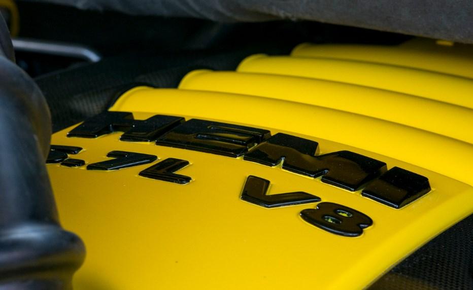 2020 Dodge Ram Rumble Bee Engine