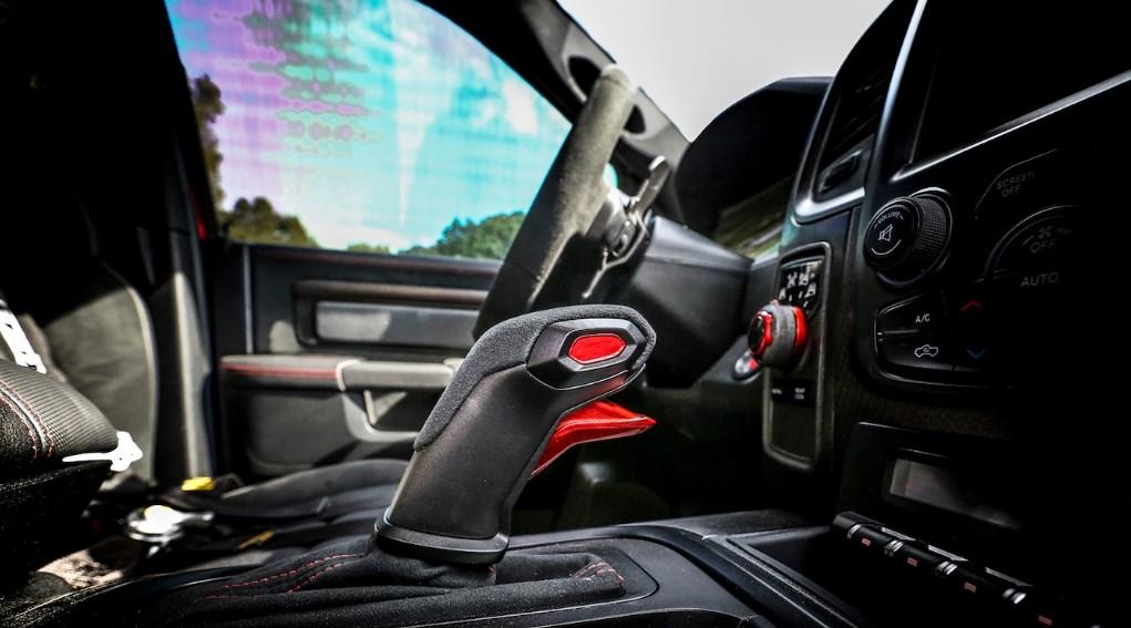 2020 Dodge Ram TRX Interior