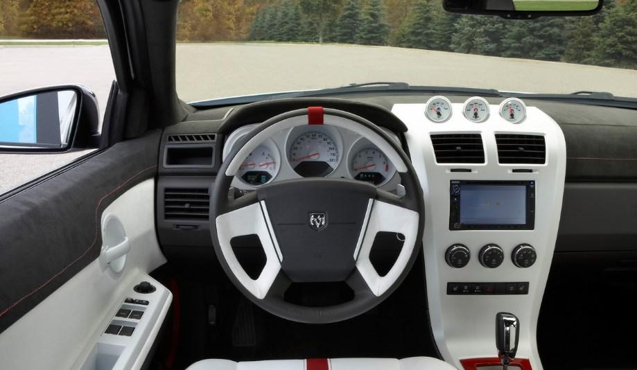 2020 Dodge Stealth Interior
