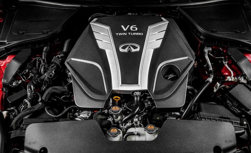 2020 Infiniti Q50 Engine