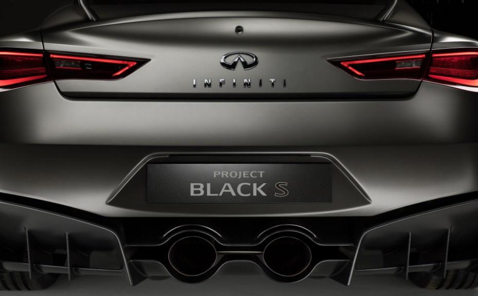 2020 Infiniti Q60 Black S Engine