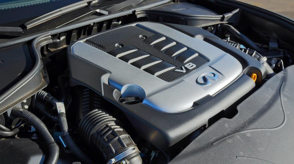 2020 Infiniti Q70 Engine