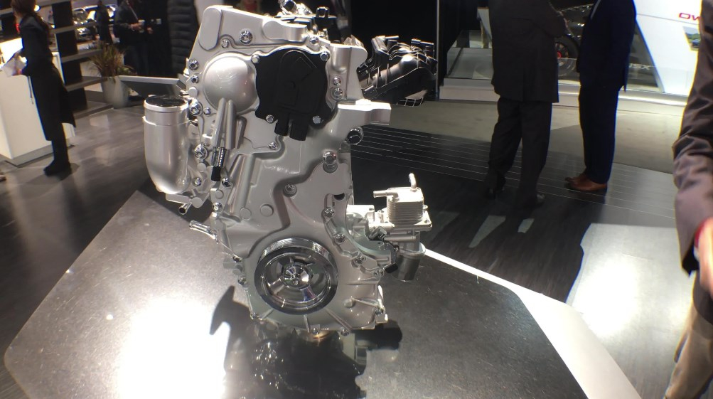 2020 Infiniti QX60 Engine