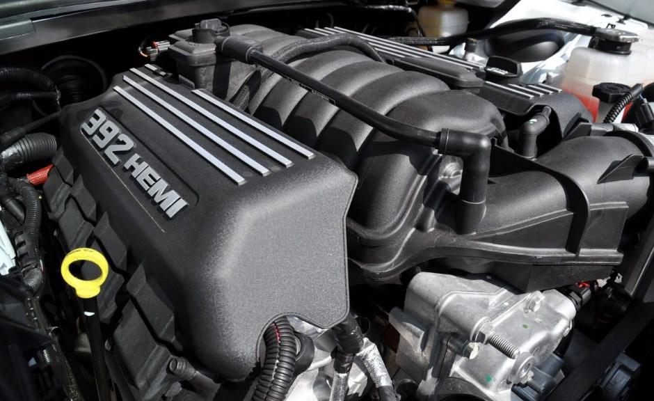 2020 dodge charger 392 Engine
