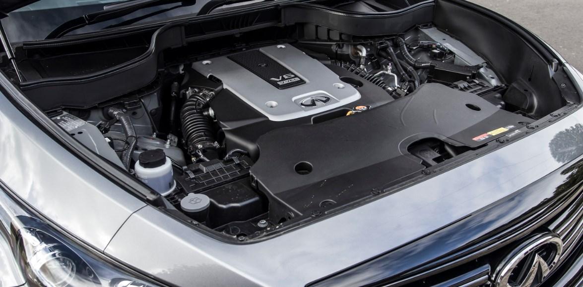 Infiniti QX70 2019 Engine
