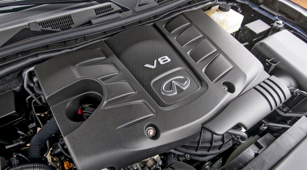 Infiniti QX80 2020 Engine