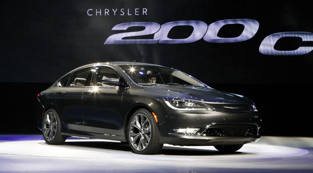 2019 Chrysler 200C Exterior