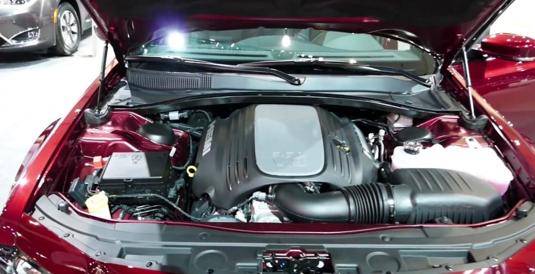 2019 Chrysler 300 Engine