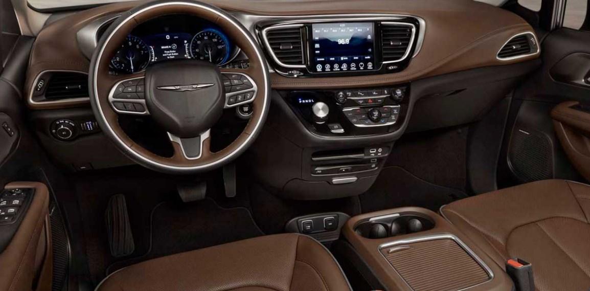 2019 Chrysler Pacifica Interior