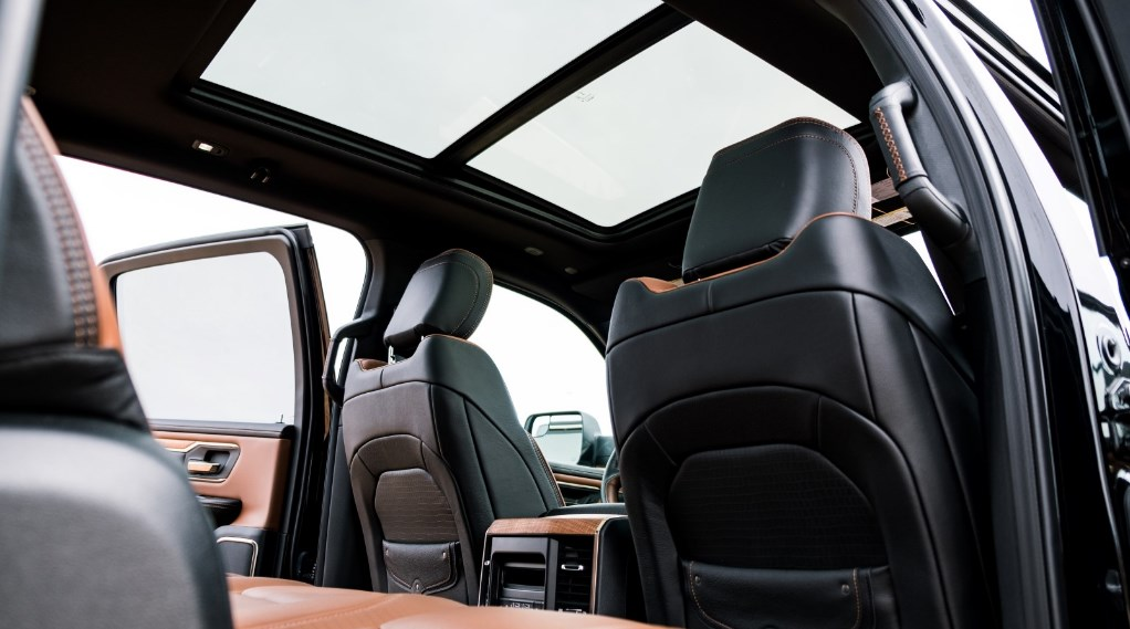 2019 Dodge Etorque Interior