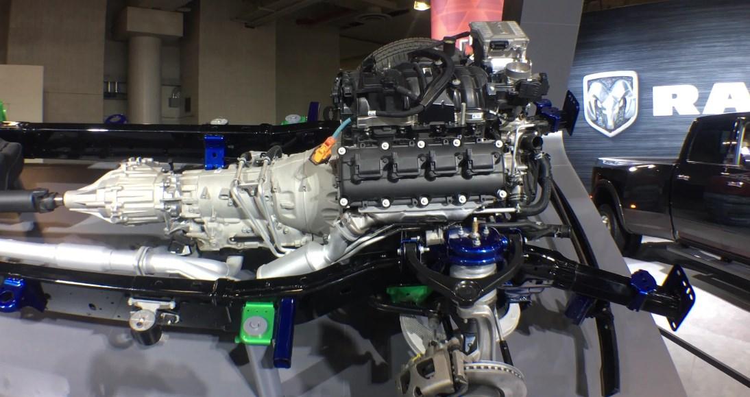 2019 Dodge Kentucky Derby Engine