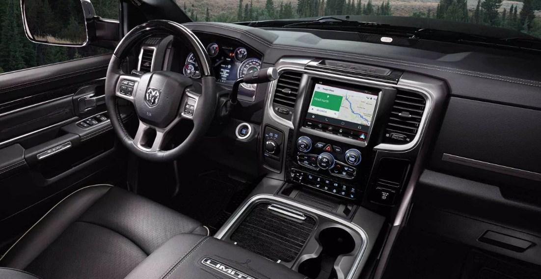2019 Dodge Lineup Interior