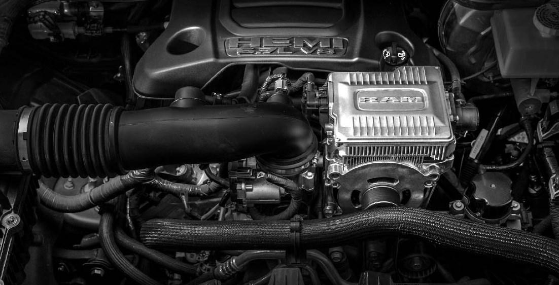 2019 Dodge Longhorn Engine