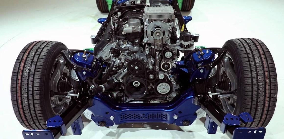2019 Dodge Ram MPG Engine