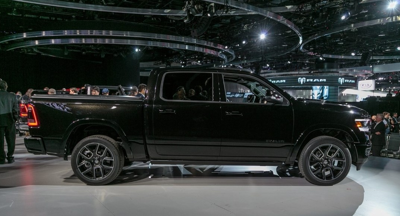 2019 Dodge Ram MPG Exterior