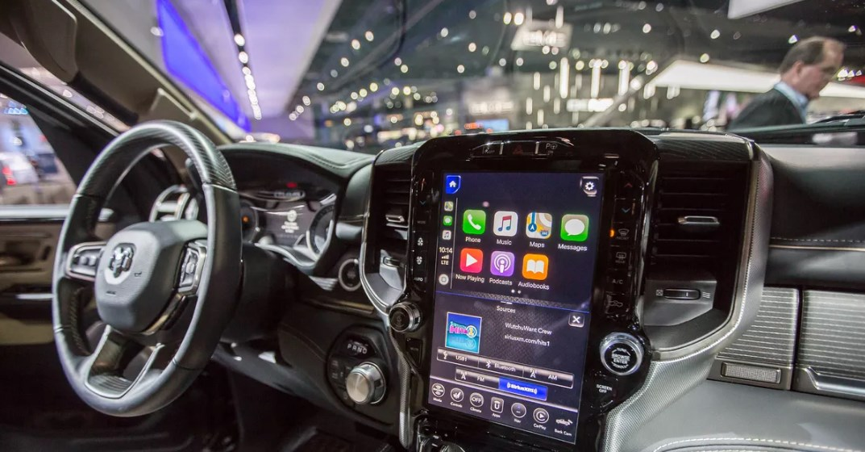 2019 Dodge Ram MPG Interior