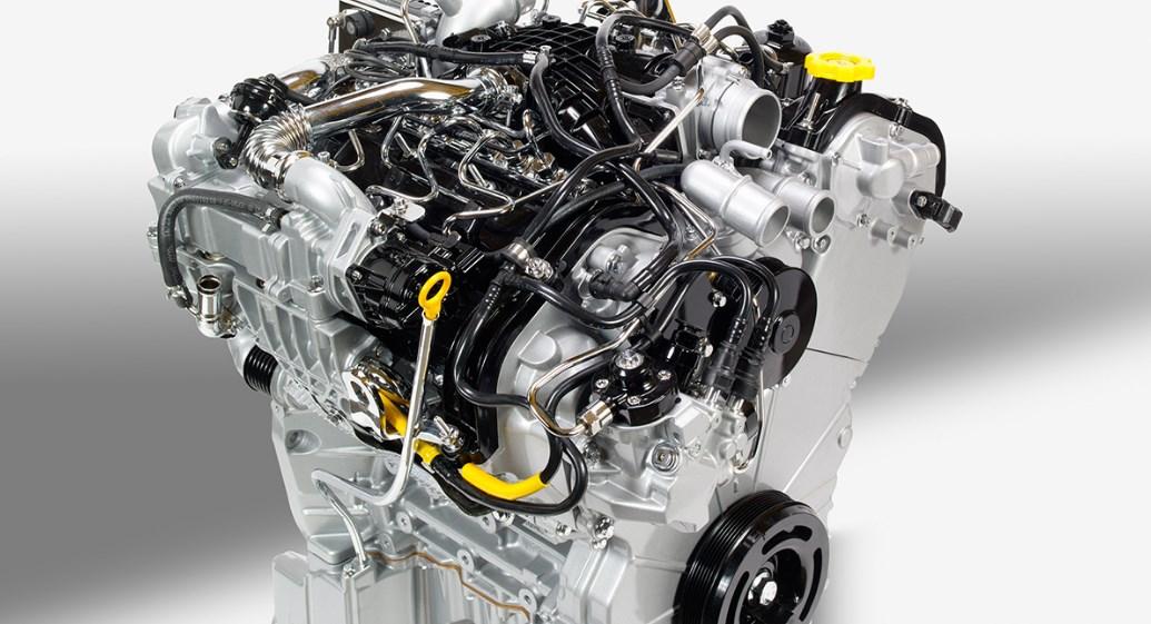 2019 Dodge Trucks Pictures Engine