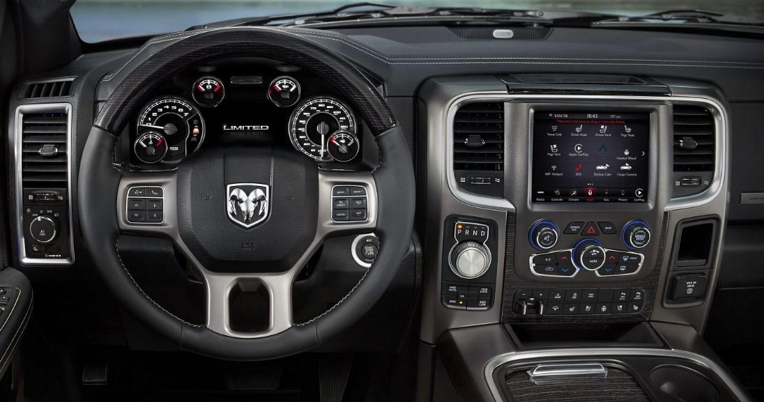 2019 Dodge Trucks Pictures Interior