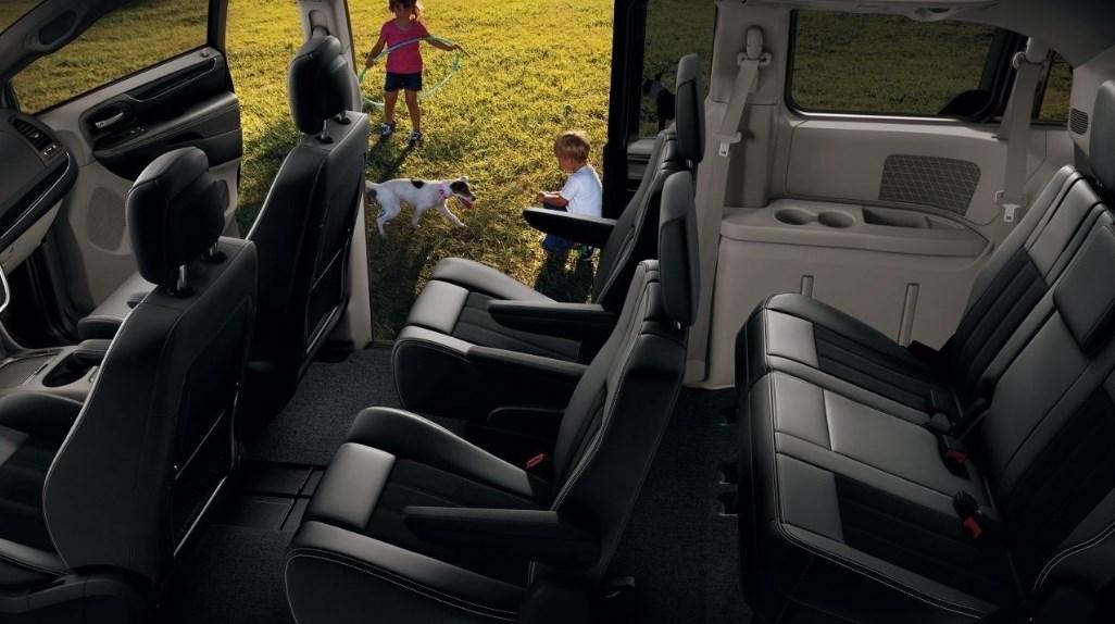 2019 Dodge Van Interior