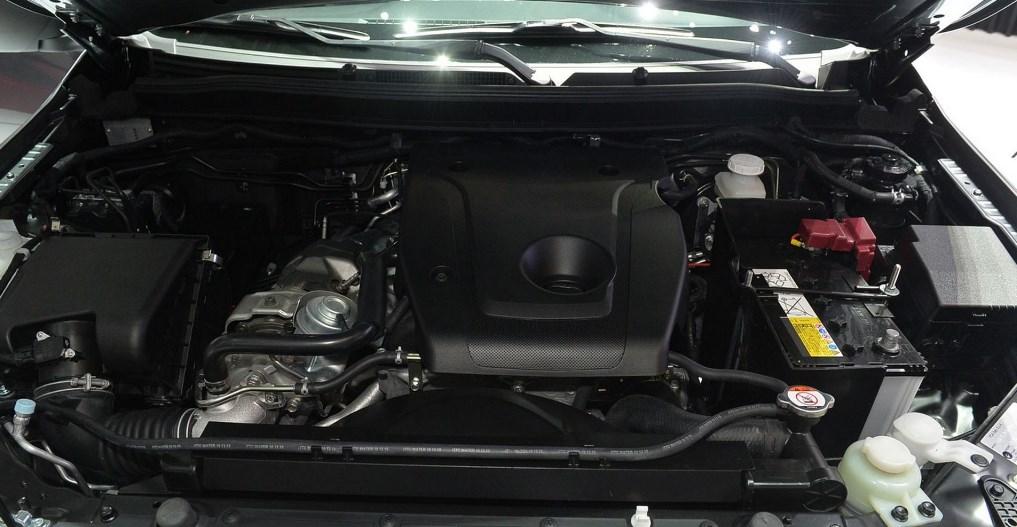 2019 Fiat Fullback Engine