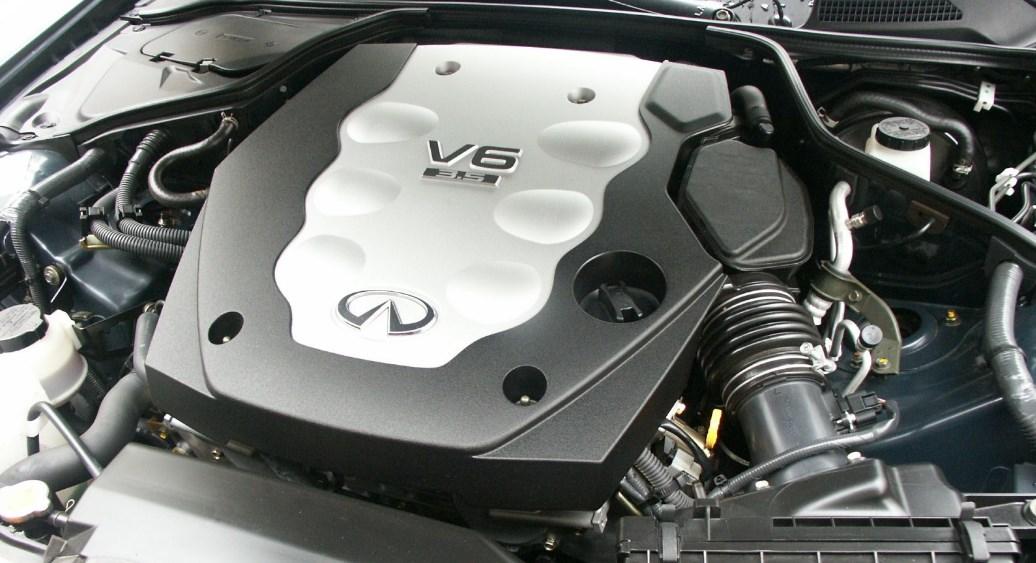 2019 Infiniti G35 Engine