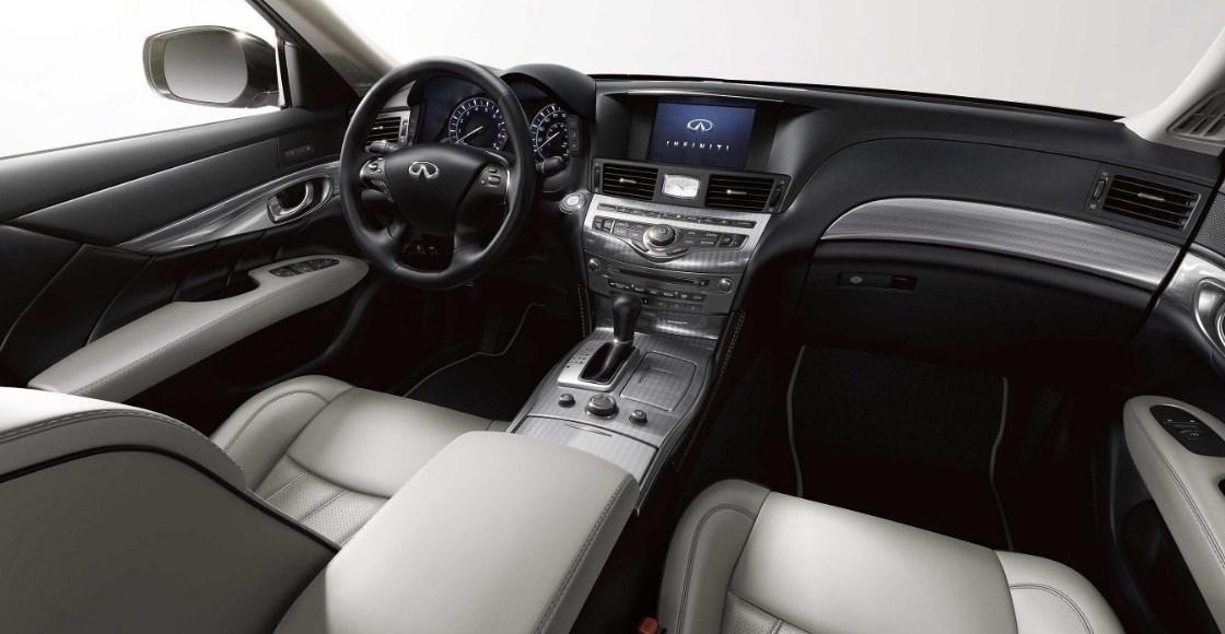 2019 Infiniti Q70 Interior