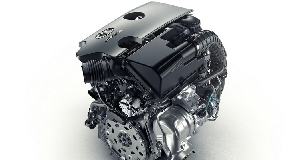 2019 Infiniti QX50 Engine