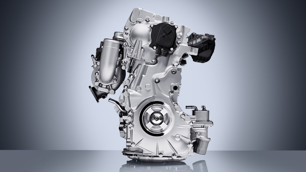 2019 Infiniti QX50 Engine