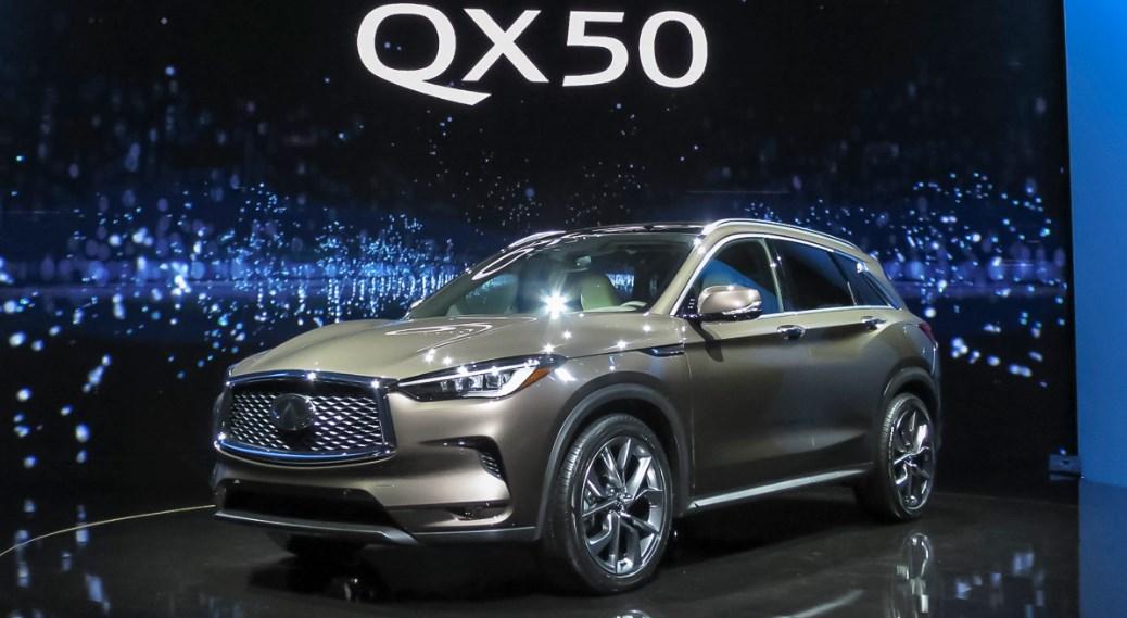2019 Infiniti QX50 Exterior