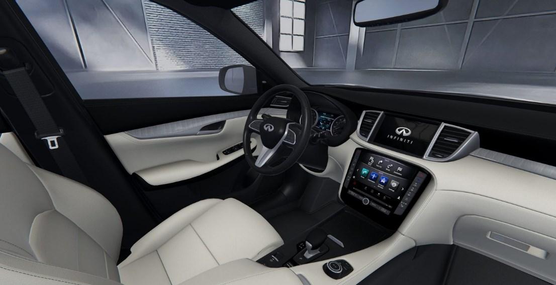 2019 Infiniti QX50 Interior
