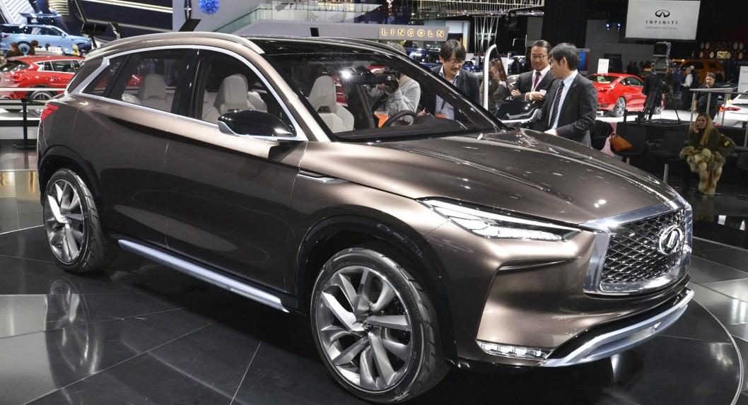 2019 Infiniti QX60 Exterior
