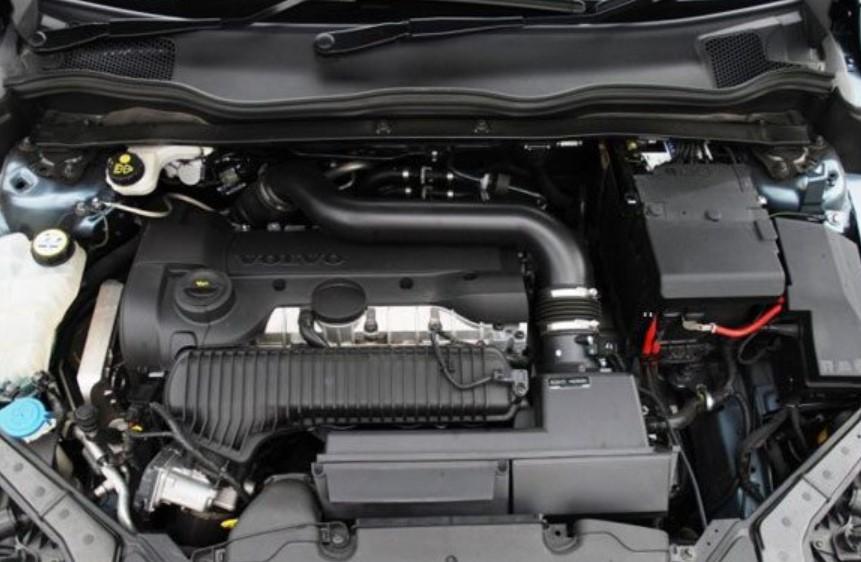 2019 Volvo V40 Engine