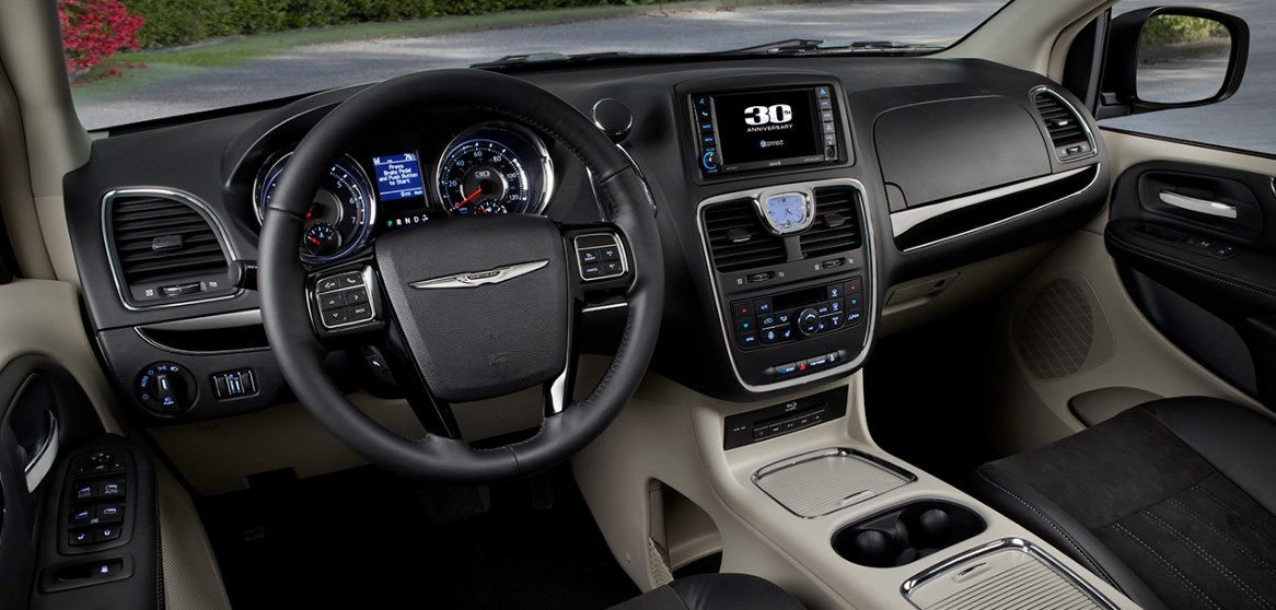 2020 Chrysler Town And Country Price, Specs, Interior ...