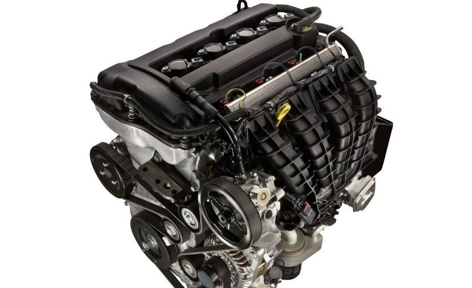 2020 Dodge Stratus Engine